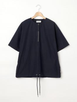 ハーフジッププルオーバーシャツ MSA MEN