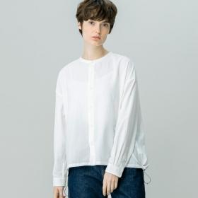 長袖ドローコードシャツ PEB WOMEN