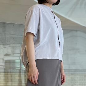 半袖ドローコードシャツ PEB WOMEN