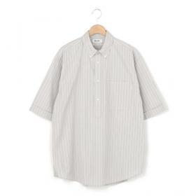 〈別注〉半袖BIGプルオーバーシャツ MEN