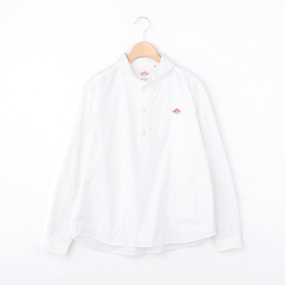 丸襟プルオーバーシャツ YOX WOMEN