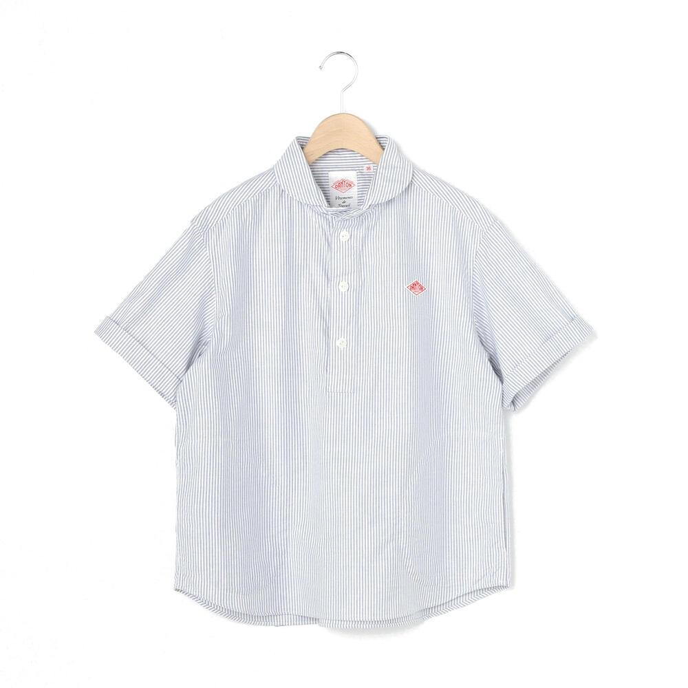 半袖丸襟プルオーバーシャツ TRD WOMEN