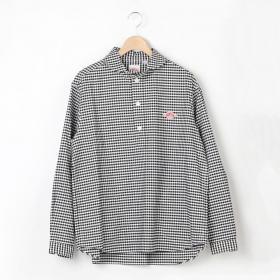 丸襟プルオーバーシャツ TRD MEN