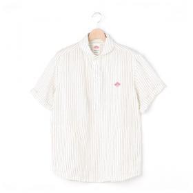 半袖丸襟プルオーバーシャツ KLP MEN
