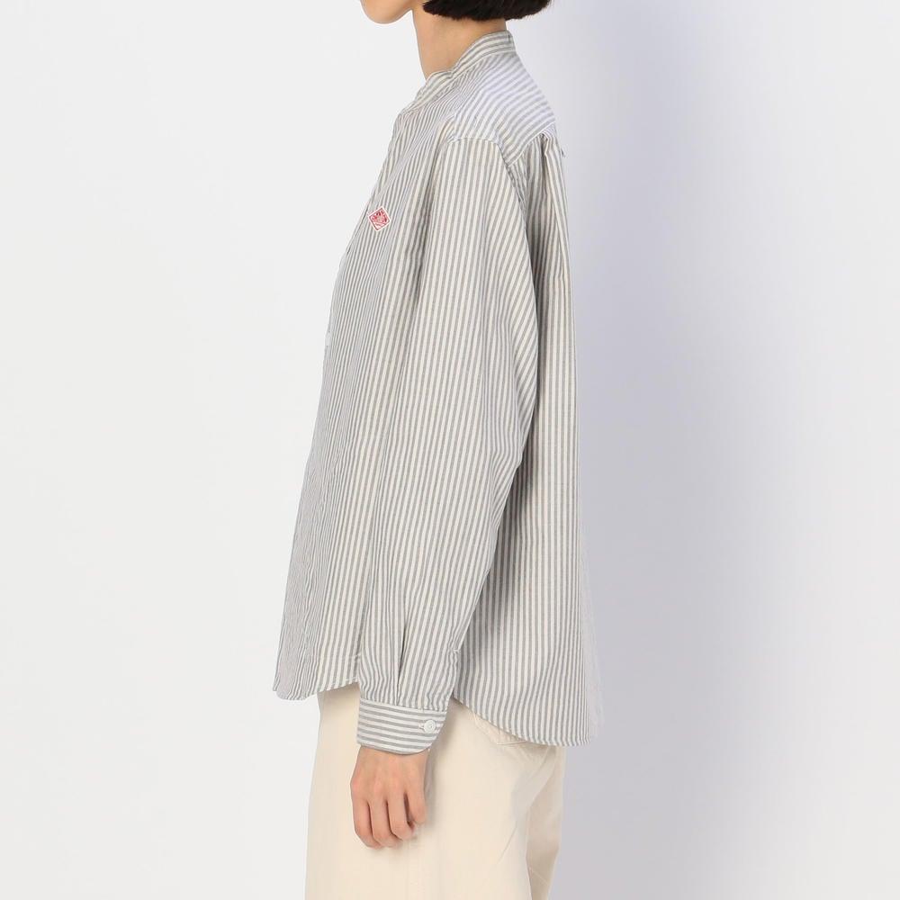 長袖バンドカラーシャツ TRD WOMEN