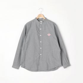 長袖バンドカラーシャツ VSS MEN