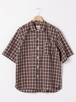 半袖ワークシャツ PPL MEN