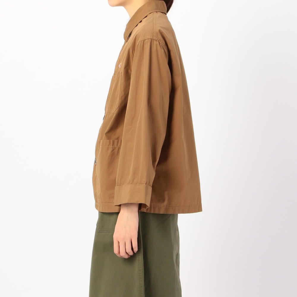 カバーオールシャツジャケット MSA WOMEN