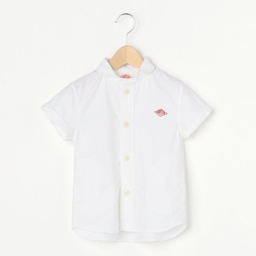 キッズ 半袖丸襟シャツ YOX