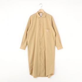 【フェア対象】長袖シャツドレス MSA WOMEN
