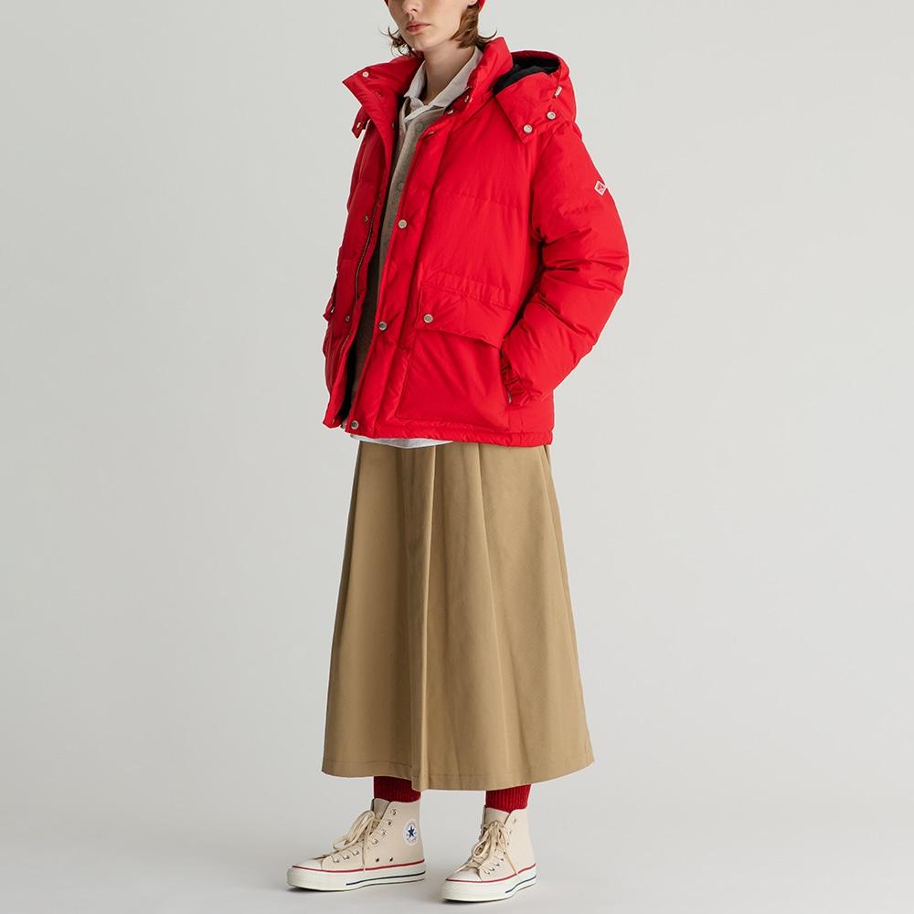 【OUTLET】タックロングスカート WOMEN
