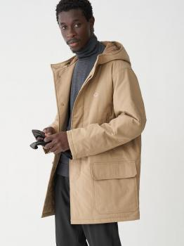 〈別注〉インサレーションフードジャケット MEN