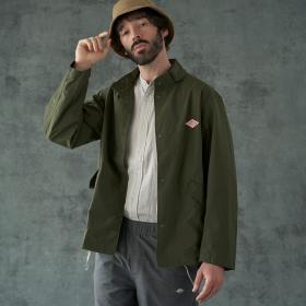 ナイロンスタンドカラージャケット NTF MEN