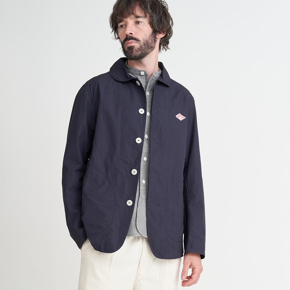 【OUTLET】丸襟シングルジャケット DUK MEN