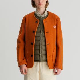 【先行予約】ウールモッサ カラーレスジャケット WOMEN
