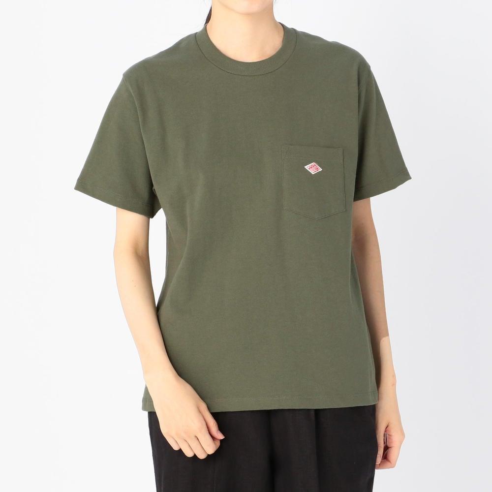 ポケットTシャツ SOLID WOMEN