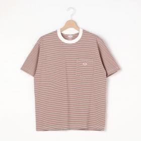 【フェア対象】ポケットTシャツ STRIPE MEN