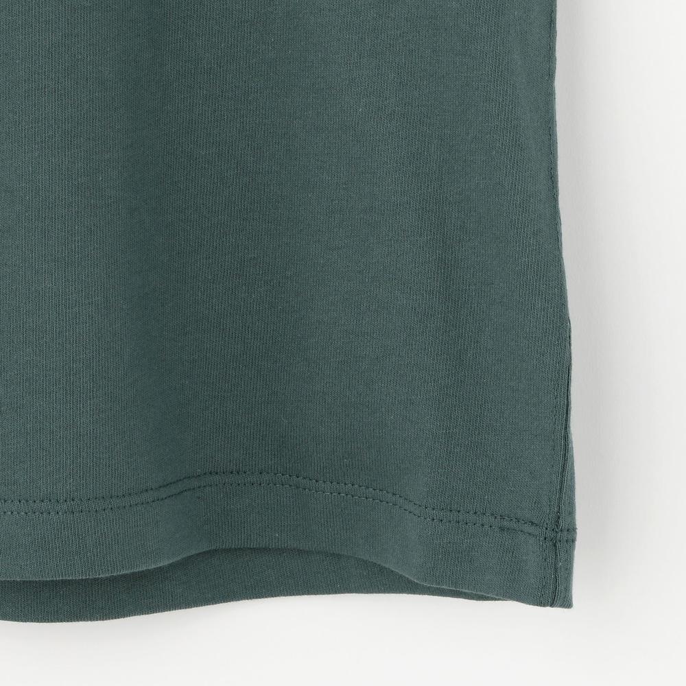キッズ 長袖ポケットTシャツ