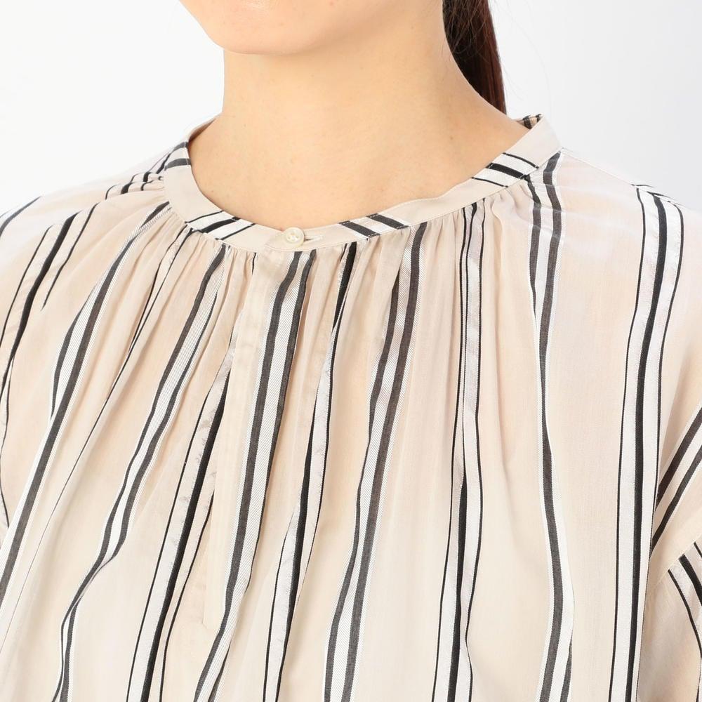 ギャザーネックシャツ NAL WOMEN