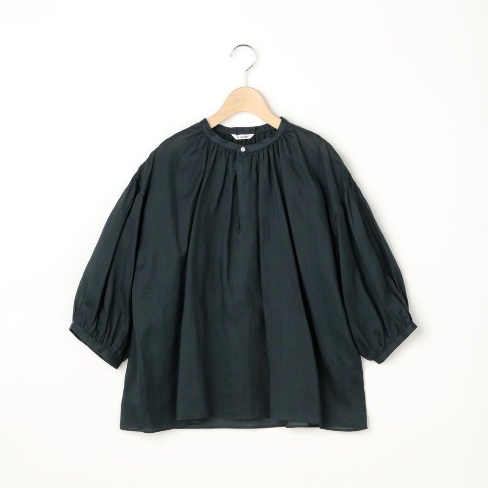 ギャザーネックシャツ RAM WOMEN