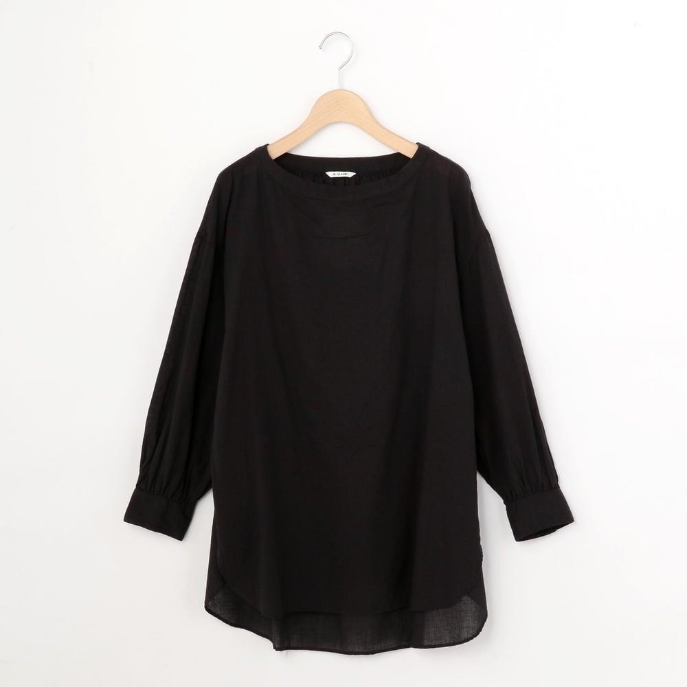 バックギャザーシャツ CCC WOMEN