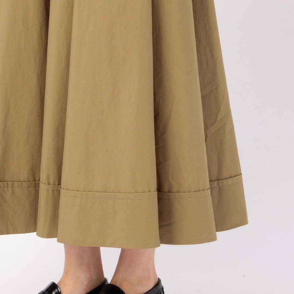 ロングフレアスカート WOMEN