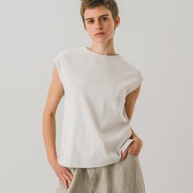ノースリーブTシャツ WOMEN