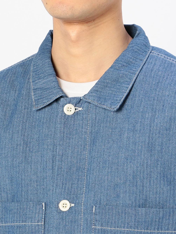 インディゴワークシャツ MEN