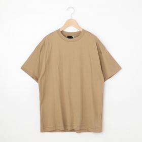 スビンコットン オーバーサイズTシャツ WOMEN