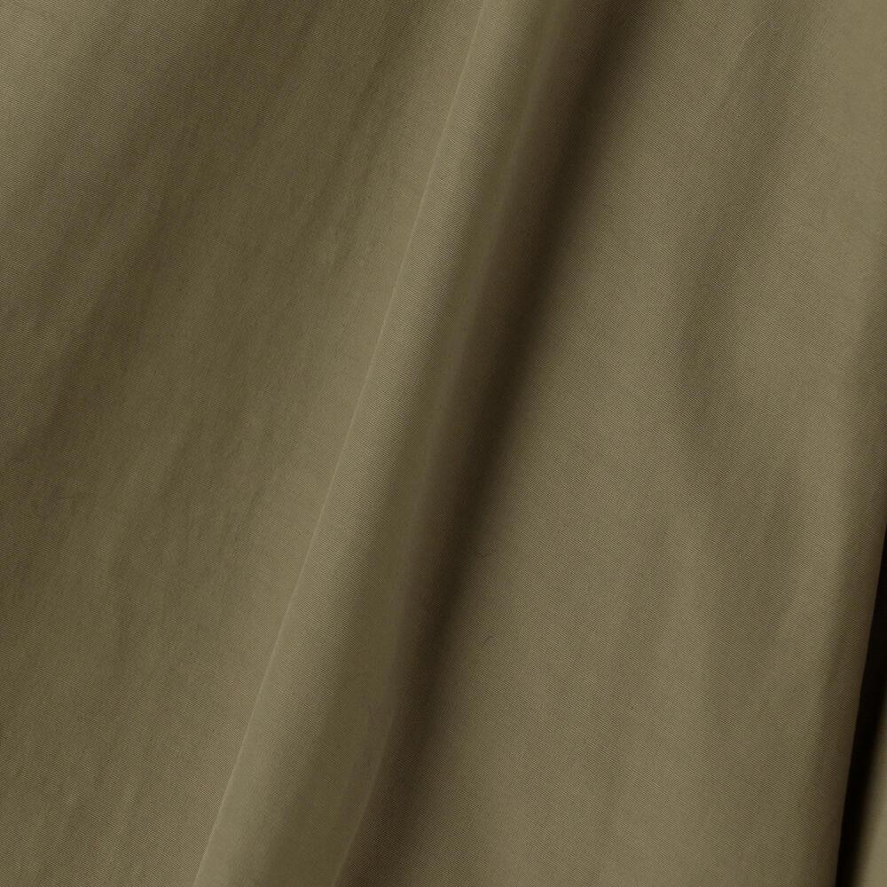 〈別注〉ナイロンステンカラーコート WOMEN