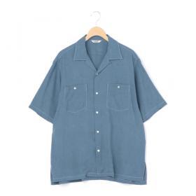 レーヨンオープンカラーシャツ MEN