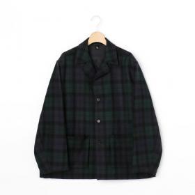 カバーオールシャツジャケット WOMEN