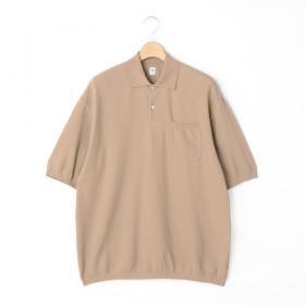 ポロカラーニットシャツ MEN