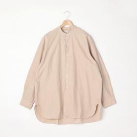 ストライプバンドカラーシャツ MEN