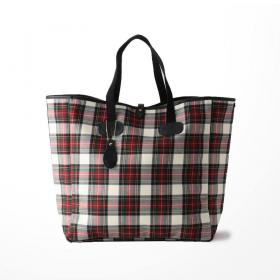 【OUTLET】LARGE CARRYALL CHECK