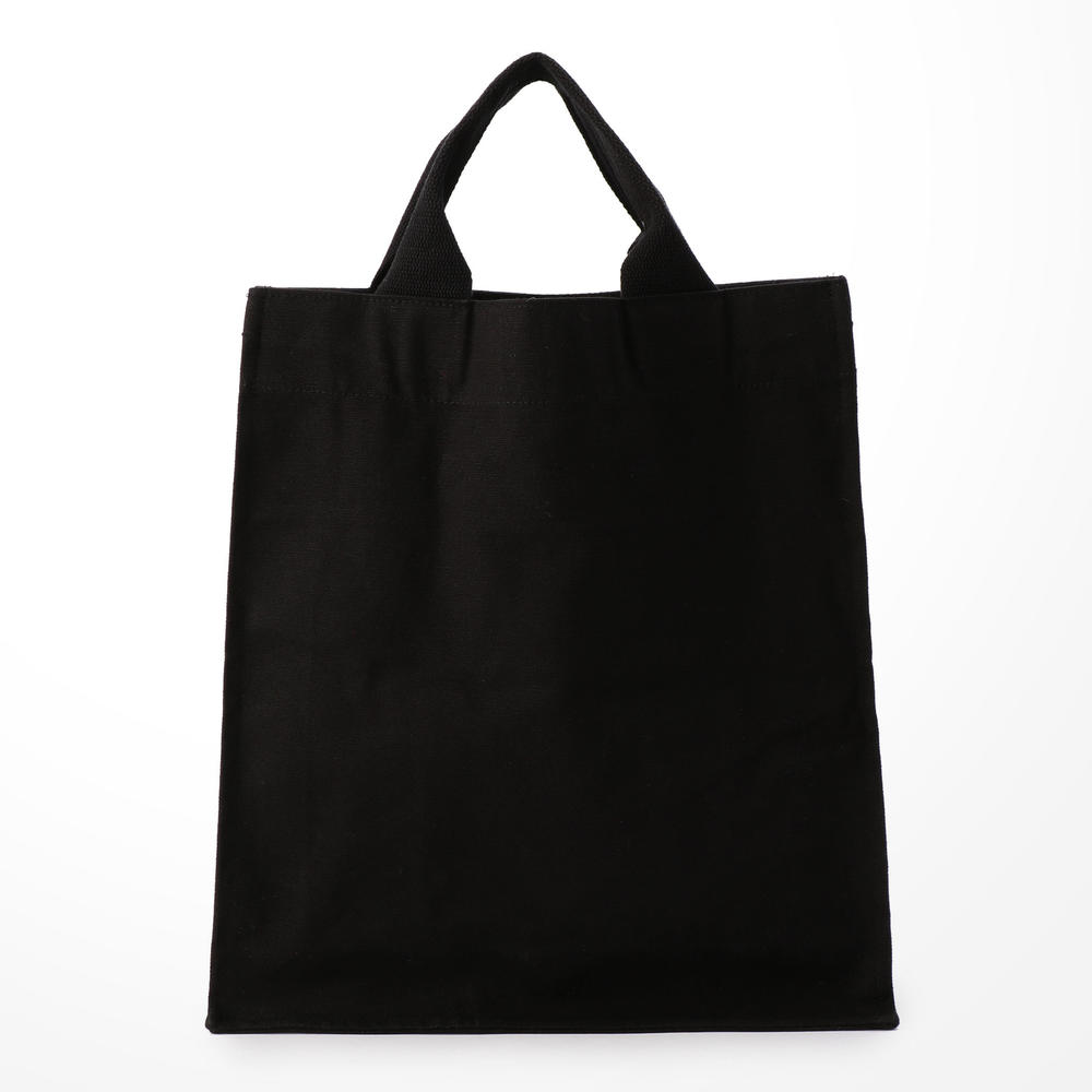 L&W TOTE BAG BLK SMALL