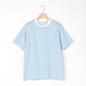 ストライプTシャツ WOMEN