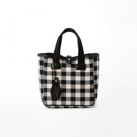 MINI CARRYALL GINGHAM CHECK(SEASONAL)