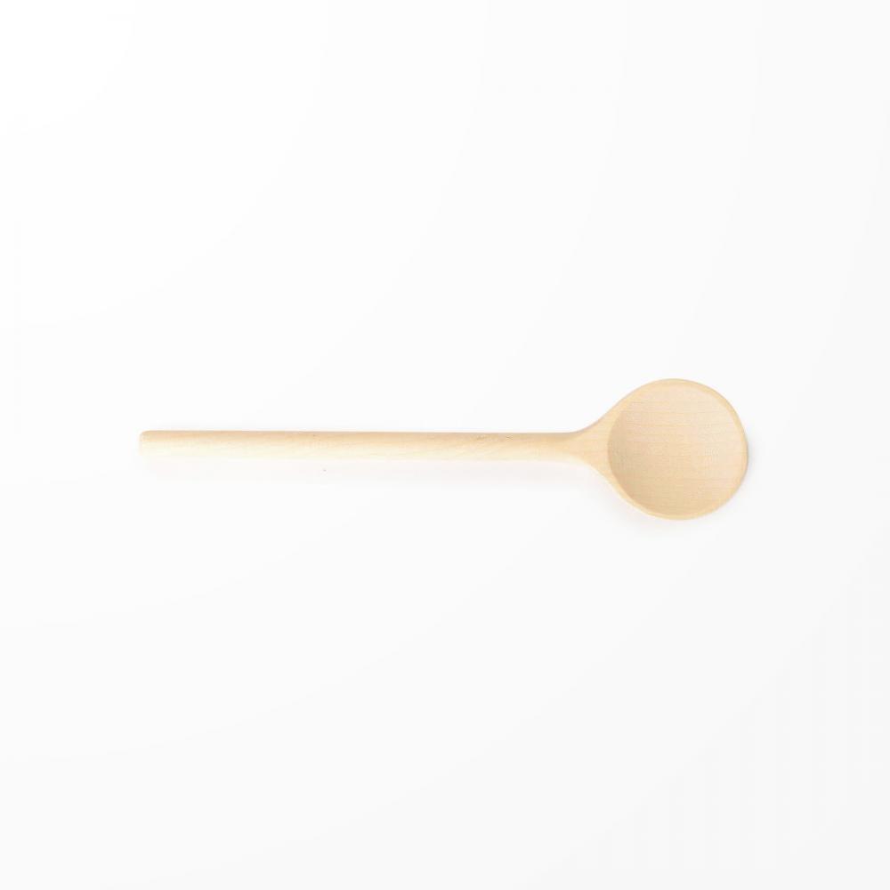 WOODEN SPOON(MAPLE SPOON)19cm