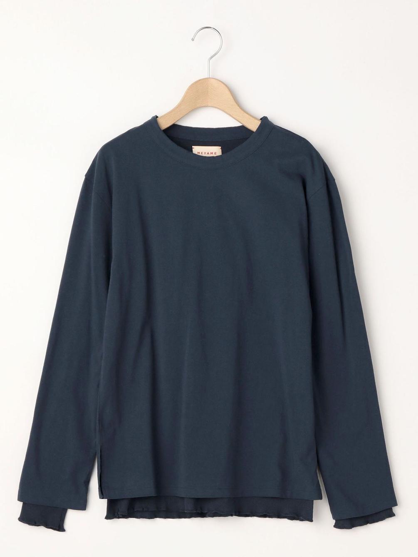 【OUTLET】ダブルロングスリーブTシャツ WOMEN