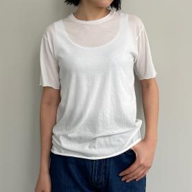 ライトコットン 半袖Tシャツ WOMEN