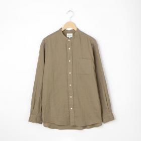 長袖バンドカラーシャツ WWG MEN