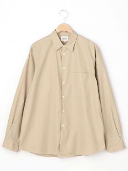 長袖レギュラーカラーシャツ HTY MEN