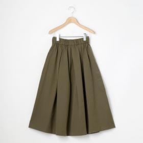 タックギャザースカート WOMEN
