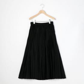 ランダムプリーツスカート WOMEN