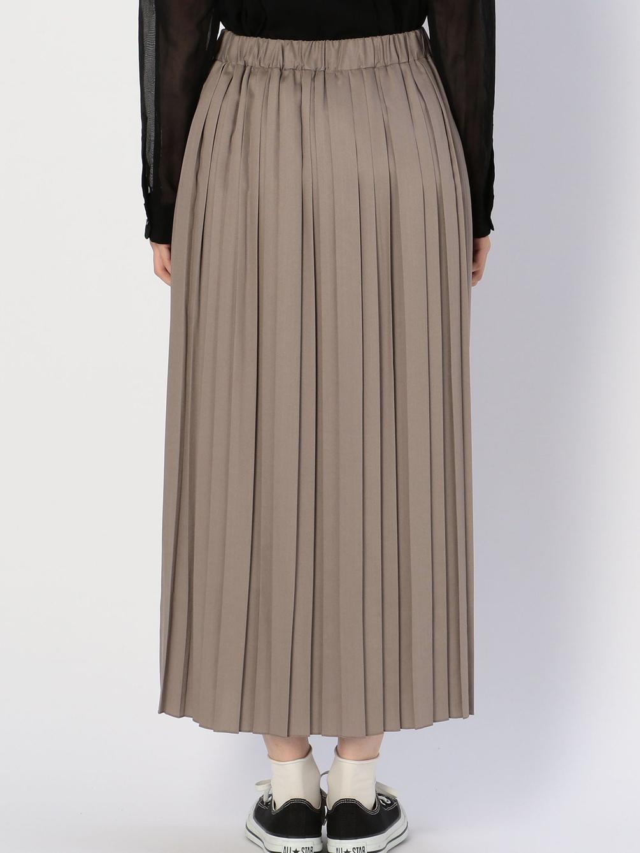【OUTLET】ランダムプリーツスカート WOMEN