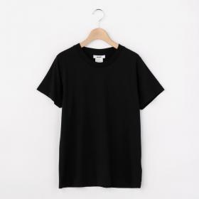 クルーネック半袖Tシャツ〈MXP FINE DRY〉 WOMEN