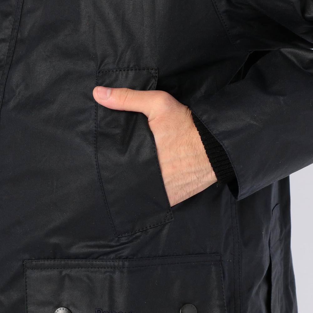 オイルドジャケット BEDALE NAVY/ MEN