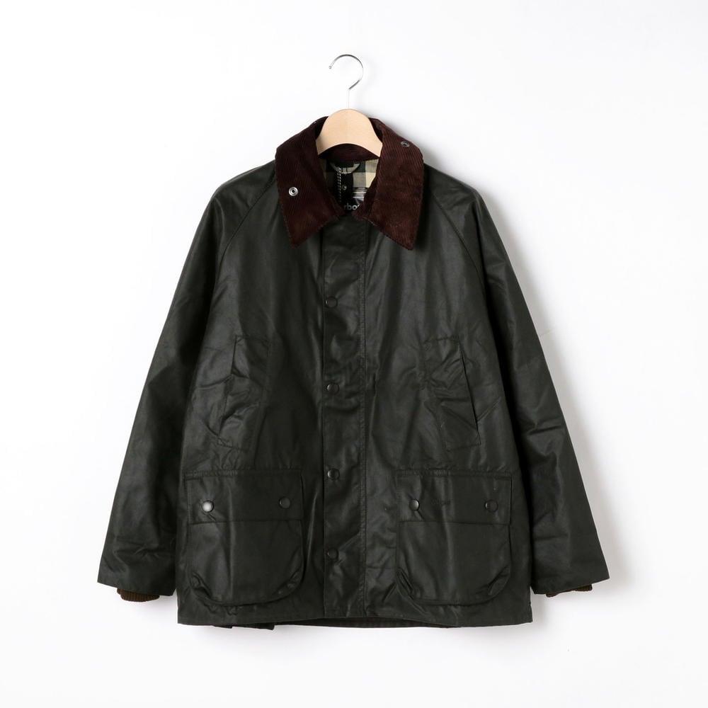 オイルドジャケット BEDALE KHAKI / MEN