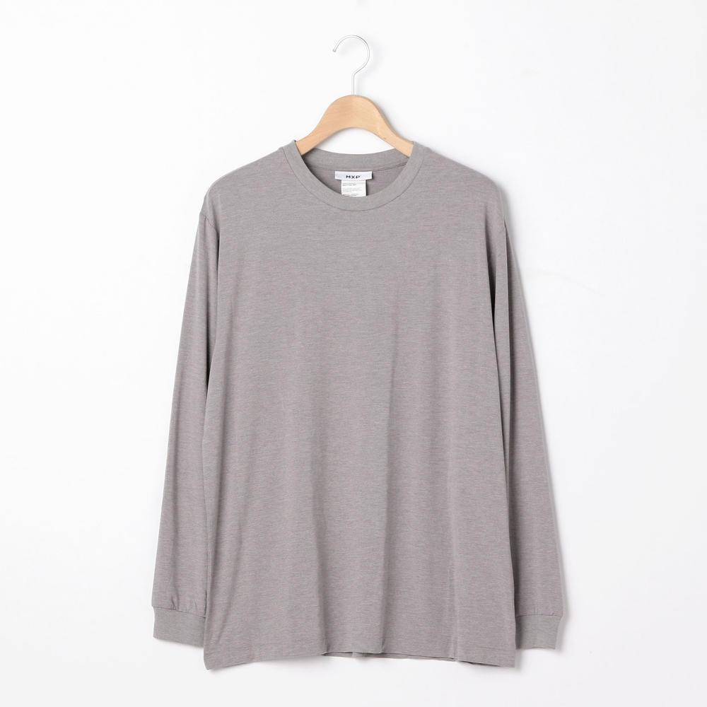 クルーネック長袖Tシャツ〈MXP FINE DRY〉 MEN